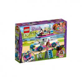 Lego Friends - Vehículo De Operaciones De Olivia.