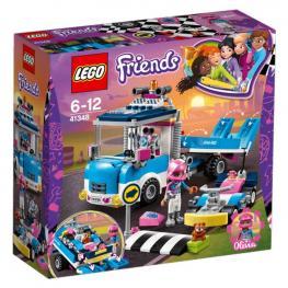 Lego Friends - Camión De Asistencia y Mantenimiento.