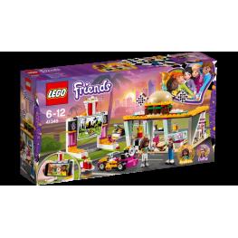 Lego Friends - Cafetería De Pilotos.