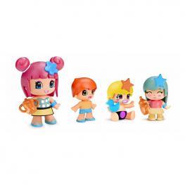 Pin y Pon - Bebés y Figuras Pack 4.