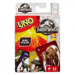 Jurassic World Uno.