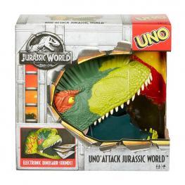 Jurassic World Uno Extreme.