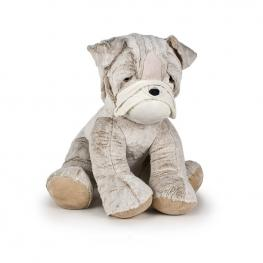 Perro Bulldog Nature Collection 80 cm.