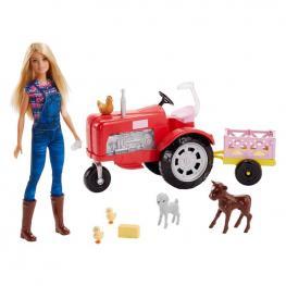 Barbie Granjera.