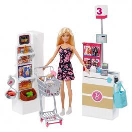 Barbie Vamos Al Supermercado.