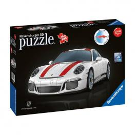 comprar puzzle 3d porsche 911 de ravensburger kidylusion. Black Bedroom Furniture Sets. Home Design Ideas