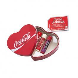 Lip Marker Coca-Cola Caja Corazón.