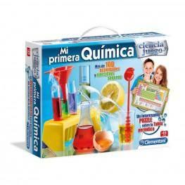 MI PRIMERA QUIMICA MALETIN QUIMICA