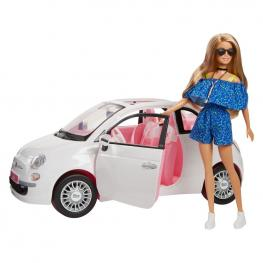 Barbie Fiat.