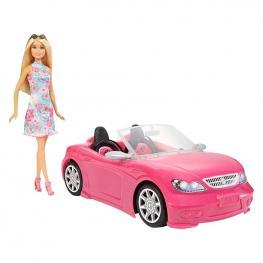 Barbie Coche Descapotable.