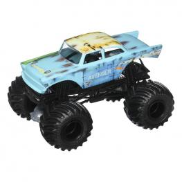 Hot Wheels Monster Jam Vehículos - Avenger.