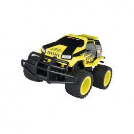 Coche Radio Control 1:18 Yellow Rider.