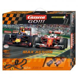 Circuito Carrera Go Max Action.