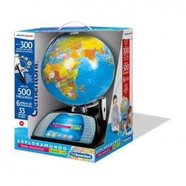 Explora El Mundo Globo Interactivo Premium.