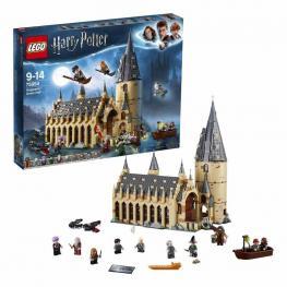 Lego Harry Potter - Sauce Boxeador de Hogwarts..