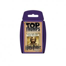 Harry Potter y el prisionero Azkaban - Top Trumps.
