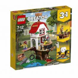 Lego Creator - Tesoros De La Casa Árbol.