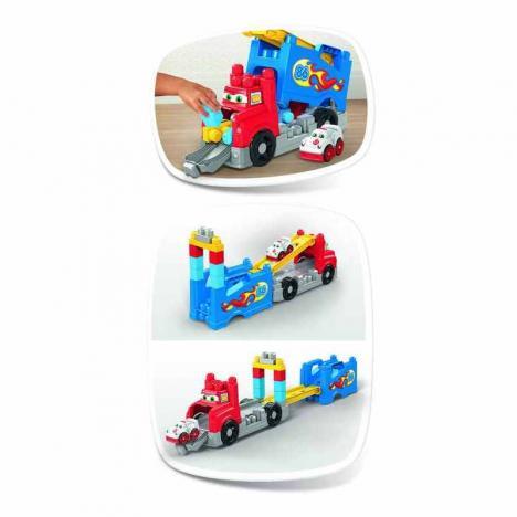 Camión de Carreras y Construcciones.