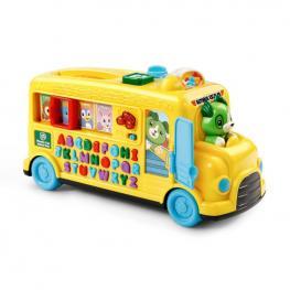 Cefa Toys - Autobús de Letras y Animales.