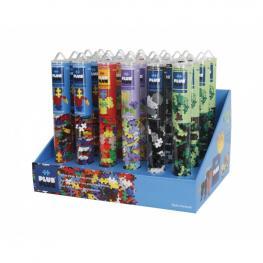 Cefa Toys - Kit de Construcción Plus Plus 480 Básico 3 en 1.