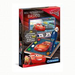 CARS 3 BOLI INTERACTIVO