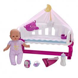 Nenuco Cunita Duerme Conmigo Con Baby Monitor.