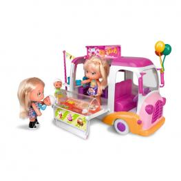 Barriguitas Party Truck.