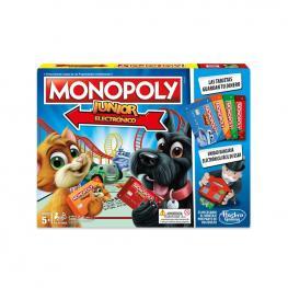 Monopoly Junior Electrónico.