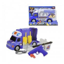 Camión Policía Con Sonidos.
