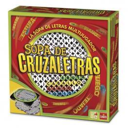 Sopa Cruzaletras.