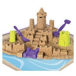 Kinetic Sand Construye Tu Reino.