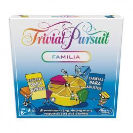 Trivial Pursuit Familia.