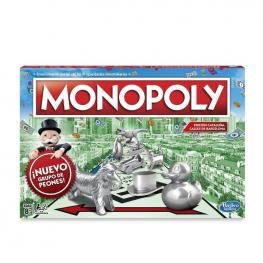 Monopoly Barcelona.