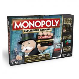Monopoly Electrónico Banking.