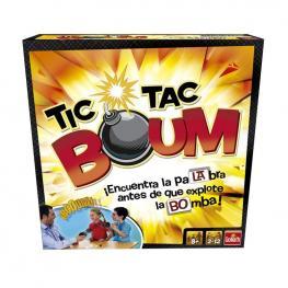 Tic Tac Boum.
