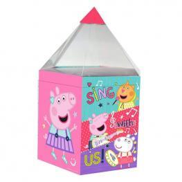 Peppa Pig Crayon De Actividades.
