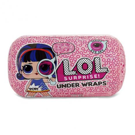 L.O.L Serie 4 Underwrap Decorer.