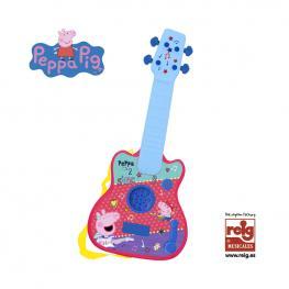 Peppa Pig Guitarra Infantil.
