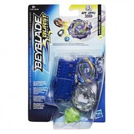Beyblade Burst Peonza con Lanzador Hyrus H2.