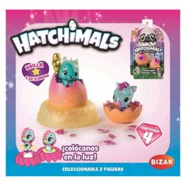Hatchimals Coleccionables 2 Figuras.