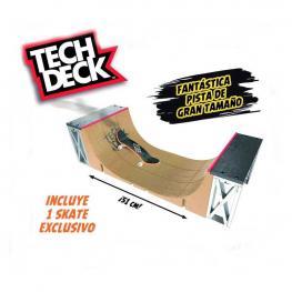 Tech Deck Monopatín Dedo.