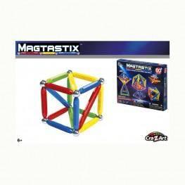 MAGTASTIX - PACK 60 PIEZAS  DELUXE