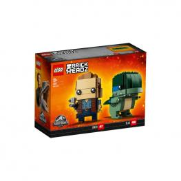 Lego BrickHeadz - Owen & Blue.