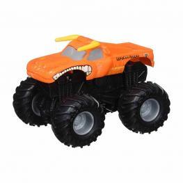 Hot Wheels Monster Jam Rev Tredz - Mohawk Warrior.
