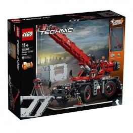 Lego Technic - Grúa Todoterreno.