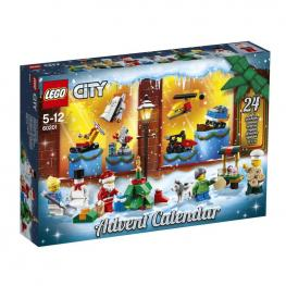 Lego City - Calendario Adviento.