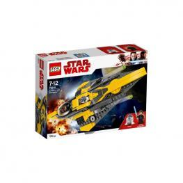 Lego Star Wars - Caza Estelar Jedi De Anakin.
