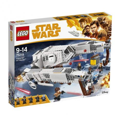 Comprar Lego Star Wars Imperial At Hauler De Lego Kidylusion
