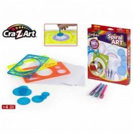 Diseño Espiral Cra-Z-Art.