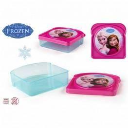 Porta Bocadillos Frozen.